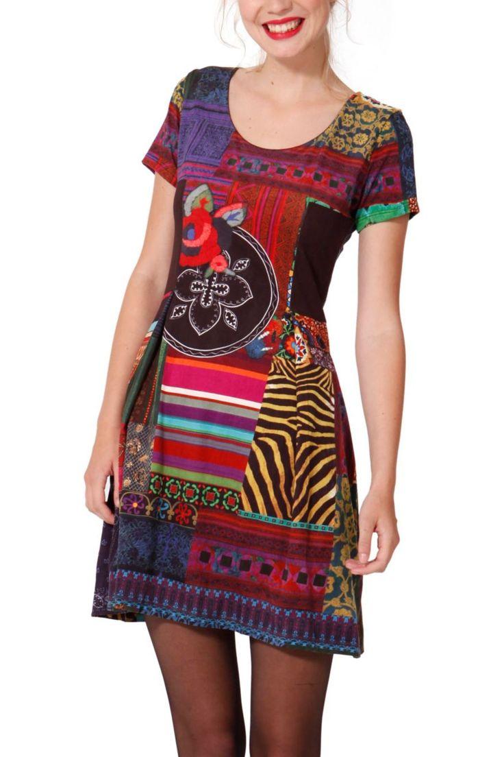 Desigual Asturias Dress