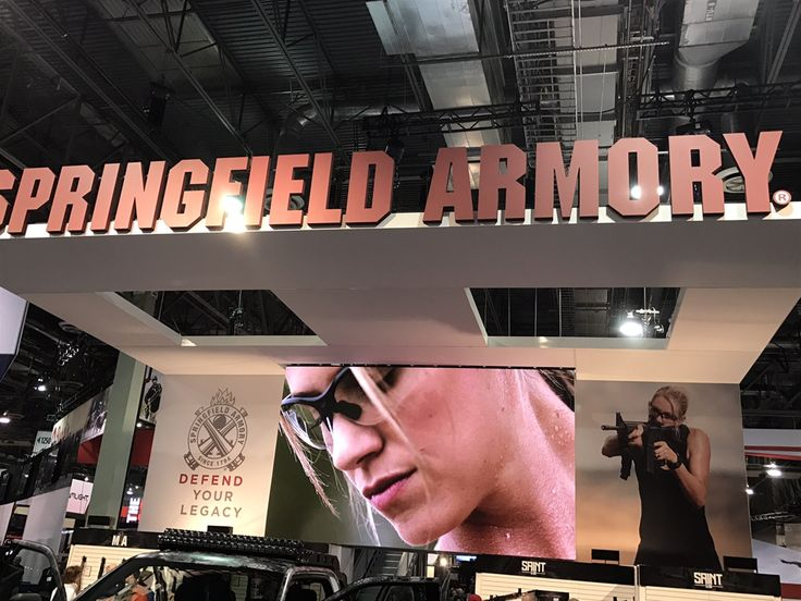 Few pictures from the Springfield Armory booth. #springfieldarmory #shotshow2017 - http://www.gungrove.com/few-pictures-from-the-springfield-armory-booth-springfieldarmory-shotshow2017/