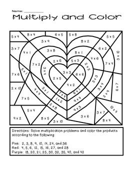 Valentine Day Math Worksheets Multiplication on valentines day lesson plans, valentines day reading worksheets, valentines day place value, valentines day school worksheets, valentines day flash cards, valentines day preschool worksheets, valentines day printable worksheets, valentines day subtraction worksheets, valentines day multiplication problems, valentines day math worksheets, valentines day telling time worksheets, valentines day fractions worksheets, valentines day fun worksheets,