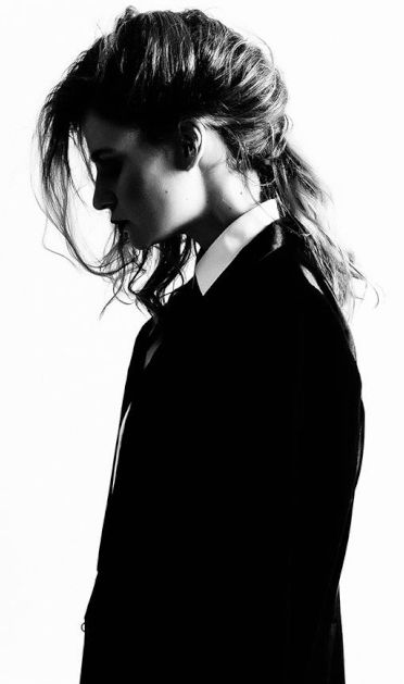 Christine and the Queens. Lyrical musical vocal graceful artistic genius