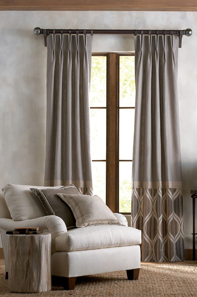 Talk About A Fabric Fitting A Space The Fabric In These Panels Could Not Be More Suited To The Rest Of The Space It Is Gorgeous Picture And Product From