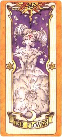 "Card ""The Flower"" // From Cardcaptor Sakura"