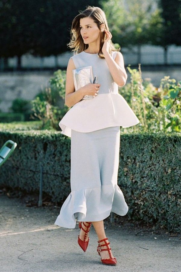 The Perfect Wedding-Guest Dress For Your State Of Mind | The Zoe Report