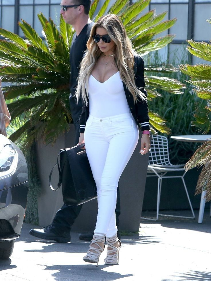 Larsa Pippen..... - Celebrity Fashion Trends