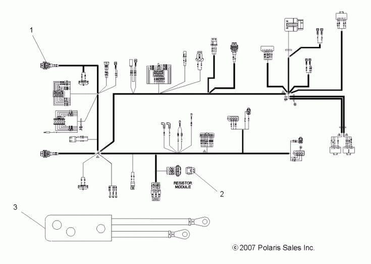 electrical system diagram for 2012 polaris rzr 900 xp