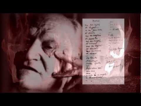 ▶ Natale - Giuseppe Ungaretti - YouTube