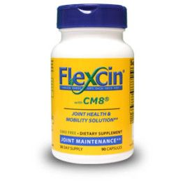 Arthritis? Flexcin lubricates joints and cuts inflamation. It works, ask anyone who takes it.