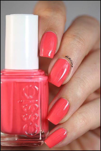 Essie - Sunday Funday; LOVE THIS COLOR!