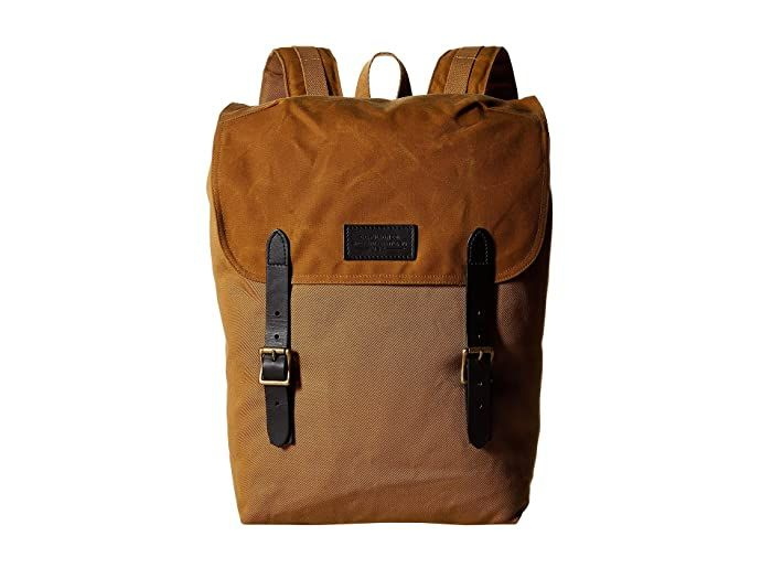 Filson Ranger Backpack Tan Backpack Bags A Vintage Inspired Bag That S Perfect For The Field Or Your Daily Commute Rugged Twill Backpack With