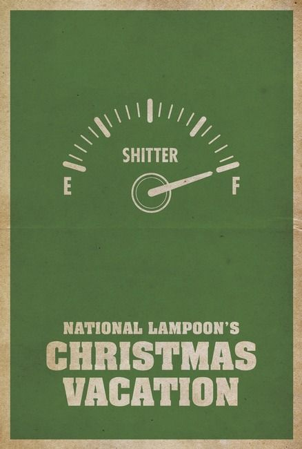 National Lampoon's Christmas Vacation. such a funny movie