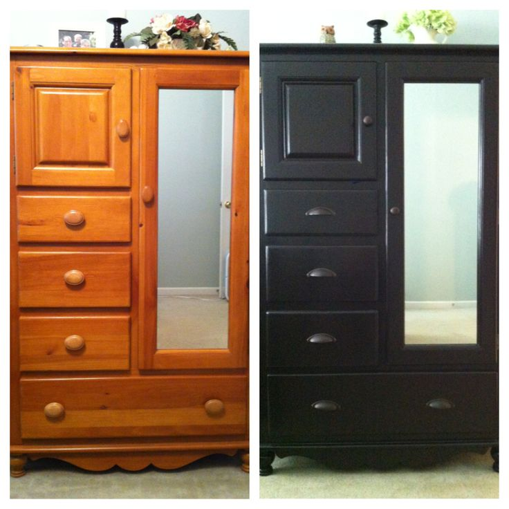 Gel Stain Kitchen Cabinets Espresso: DIY: General Finishes Java Gel Stain Over Maple Dresser