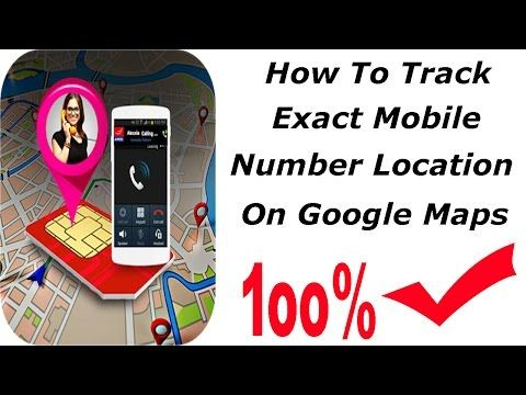 How to locate someone by their cell phone number