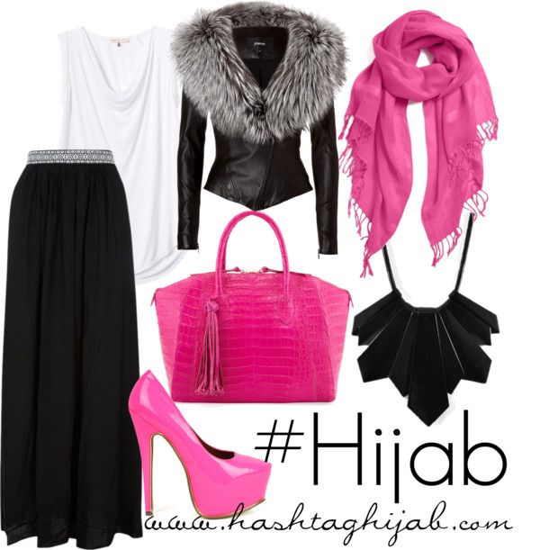 Hashtag Hijab Outfit #95