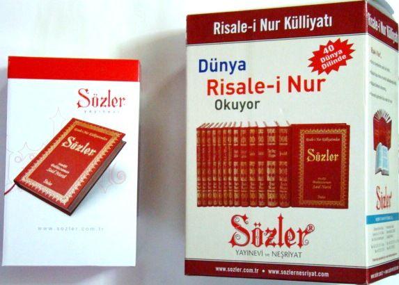 Risale i Nur Külliyatı, Büyük boy, Sözler Neşriyat «www.goncakitap.com online ucuz fiyatlı kitapın yeni adresi