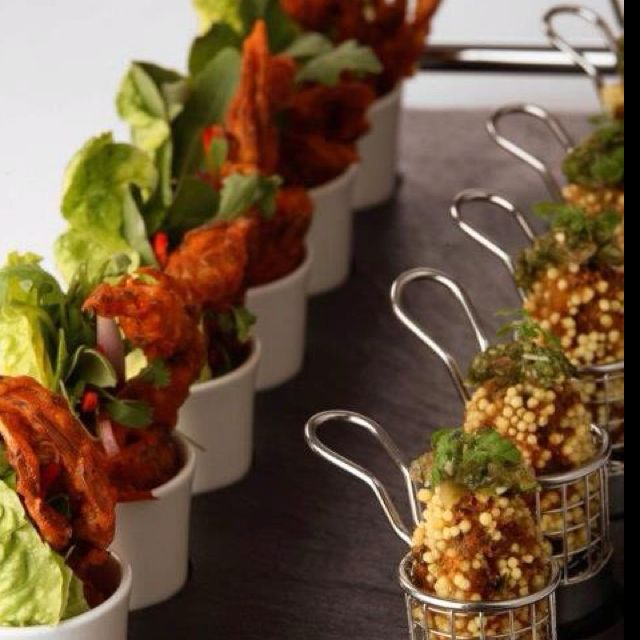 25 best ideas about indian appetizers on pinterest for Cheap wedding canape ideas