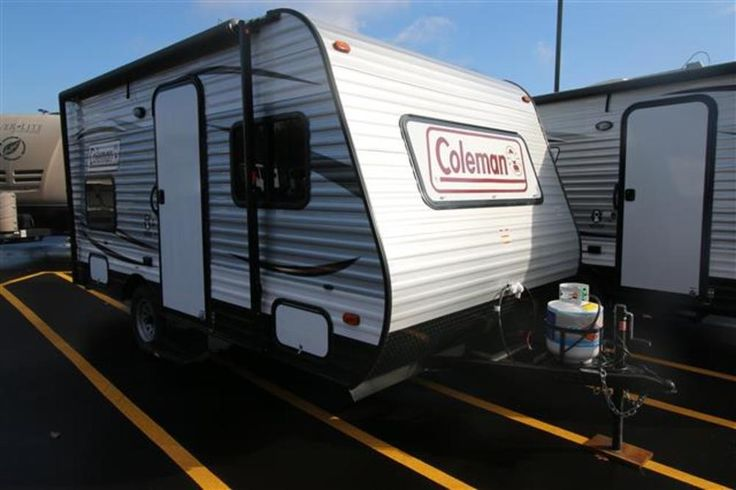 New 2016 Coleman Coleman Travel Trailers For Sale In Swedesboro, NJ - BRI1234838 - Camping World