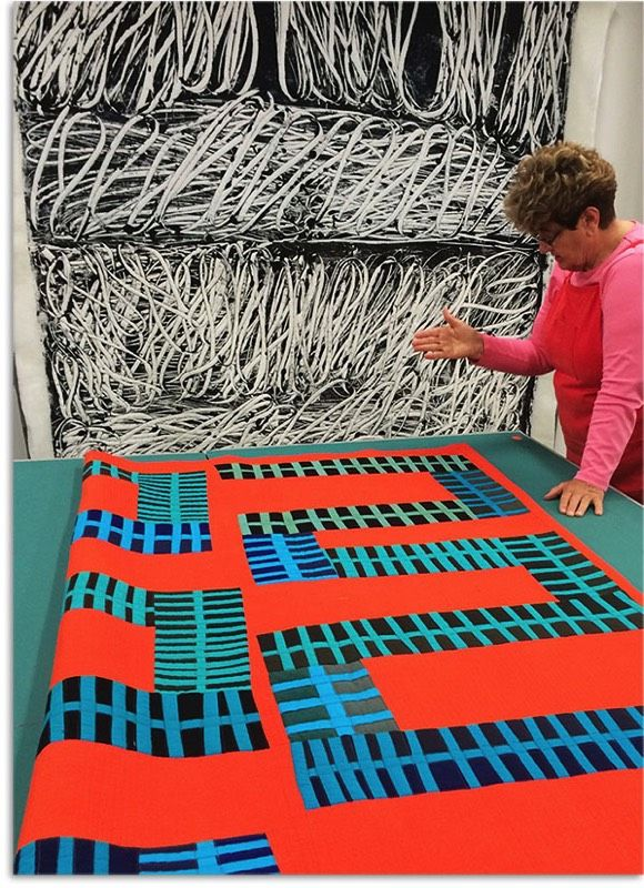 1000+ Images About Quilt: Nancy Crow On Pinterest | Museum ...