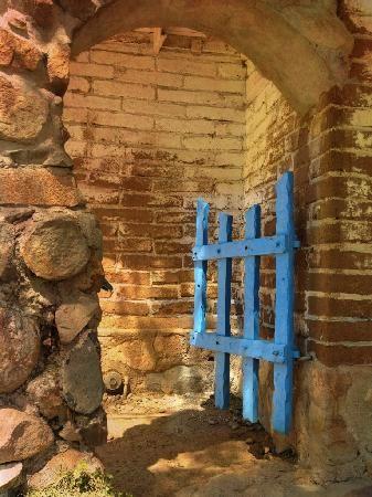 Gate & Arch