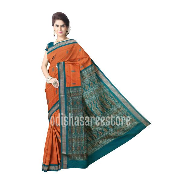 Bomkai Sarees - The Saree Brand Of Odisha: Bomkai Cotton sarees Online Shopping