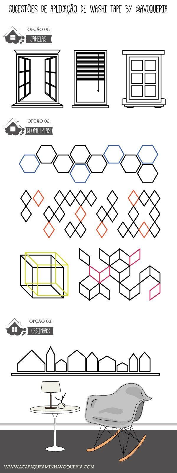 72 besten masking tape washi tape ideen bilder auf. Black Bedroom Furniture Sets. Home Design Ideas