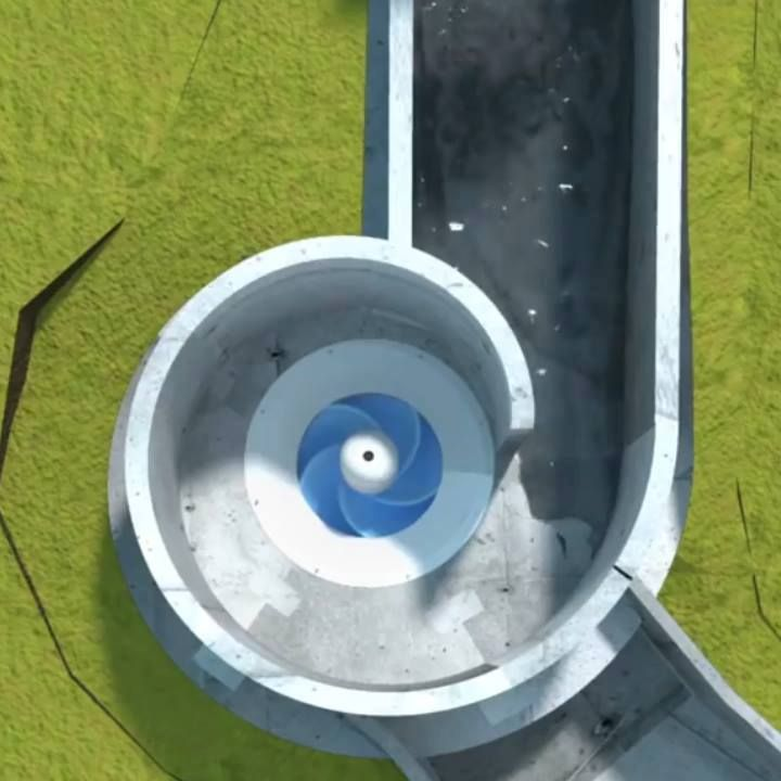 Turbulent Hydro Will Make Hydropower Green Again # ... | 720 x 720 jpeg 53kB