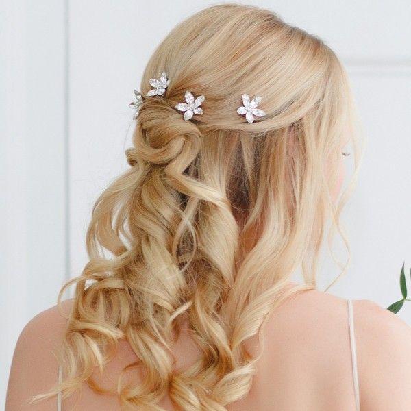 Petals of Love Hair Combs