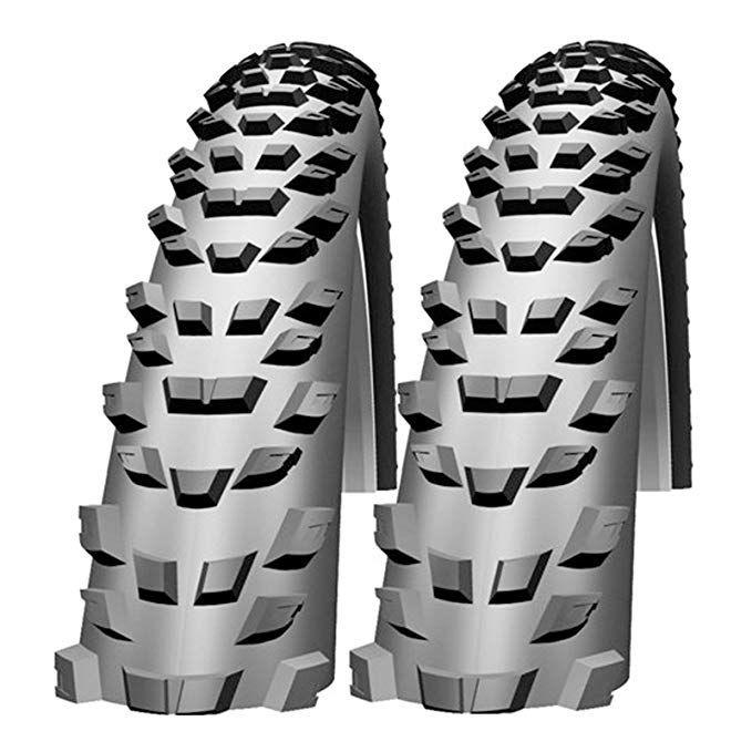 "1 Pair Impac Trailpac 26/"" x 2.10 Mountain Bike Tyres with Presta Tubes"