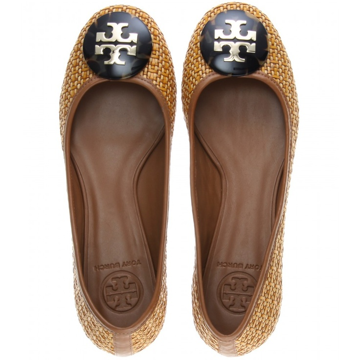 tory burch flats. the best.