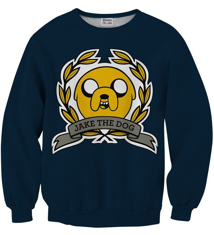 Jake the Dog sweater, Mr. GUGU & Miss GO