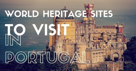 World Heritage Sites to Visit in Portugal - TripCreator