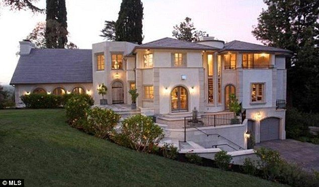 French chateau-style home