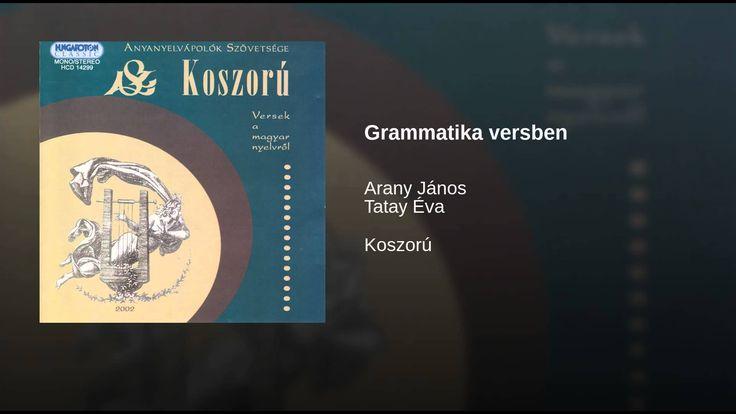 Grammatika versben