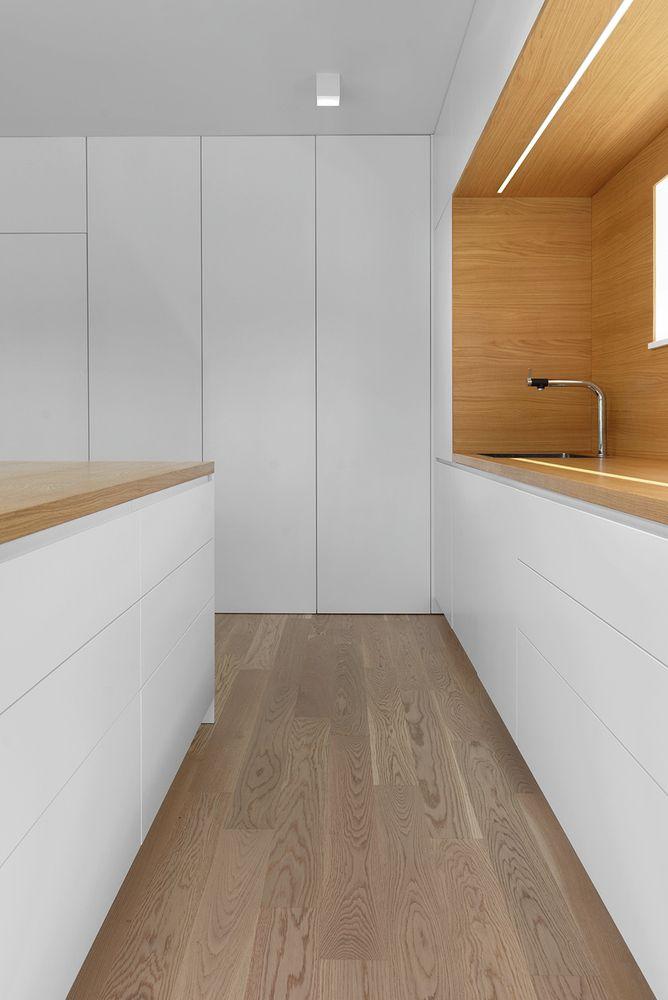 Gallery - Folding Wall Apartment / Arhitektura d.o.o. - 7