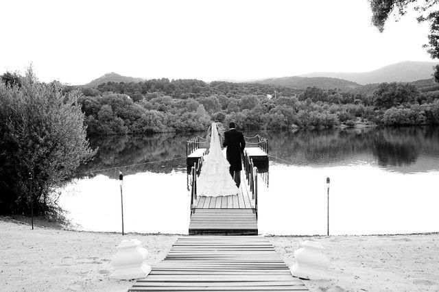 Precioso lago, finca bodas Madrid, http://www.buscabodas.com