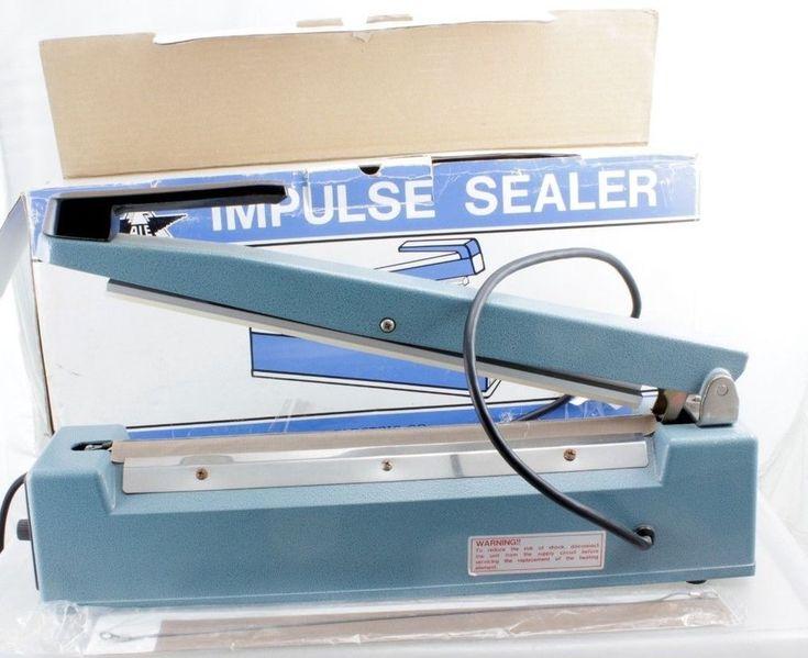 "American International Electric 12"" Impulse Bag Sealer AIE 300 For PP/PE Bags #AmericanInternationalElectric"