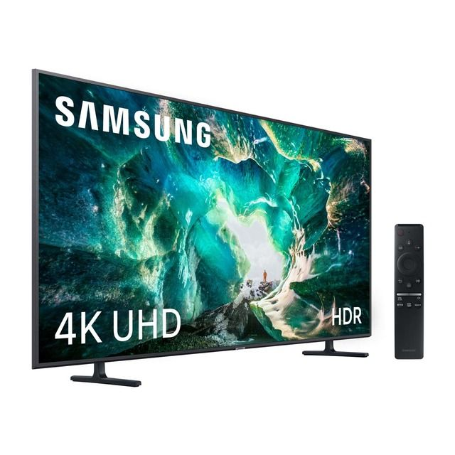 Tv Led 207 Cm 82 Samsung Ue82ru8005 4k Con Inteligencia