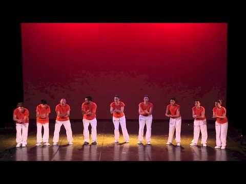 """Michele Magnotta - corso di """"BODY PERCUSSION"""" - YouTube"""