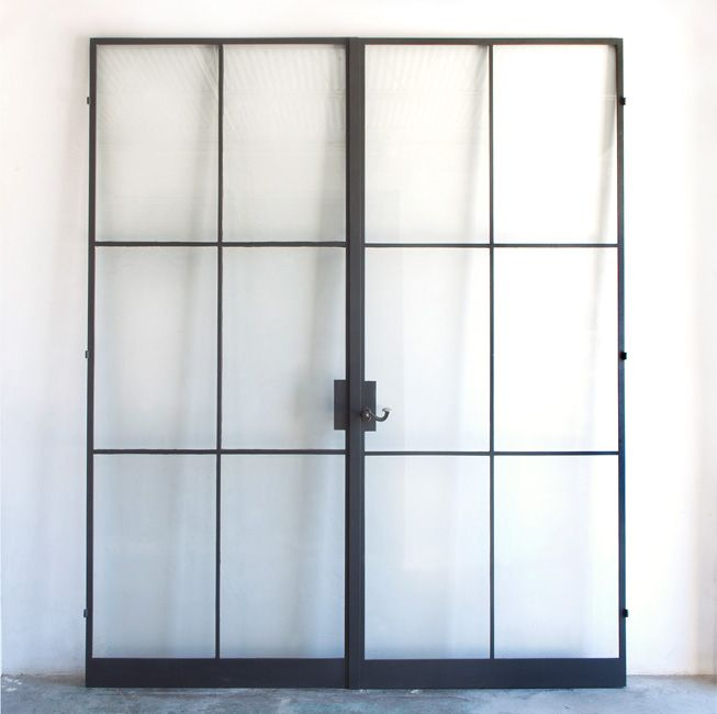 Best 25 metal doors ideas on pinterest industrial for Custom windows and doors