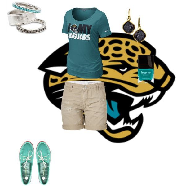 Training Camp Chic: Style, Jaguar Gameday, Jacksonville Jaguars, Football Jaguar