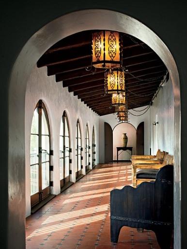 light the way: The Doors, Dreams Houses, Amber Interiors, Dianekeaton, Interiors Design, Beverly Hill, Spanish Style, Spanish Colonial, Diane Keaton