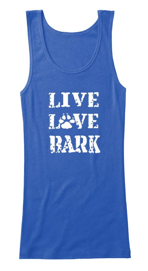 L   E V V L E K R B A True Royal   Women's Tank Top Front