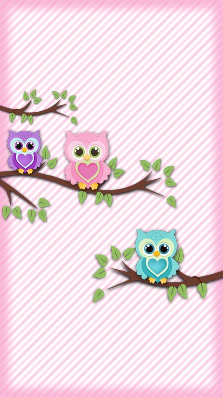 Cute Cartoon Owl Wallpaper Cute Owl Wallpaper For Android Is Hd Wallpapers Backgrounds For Desktop Or Mobi In 2020 Owl Wallpaper Cute Owls Wallpaper Owl Background