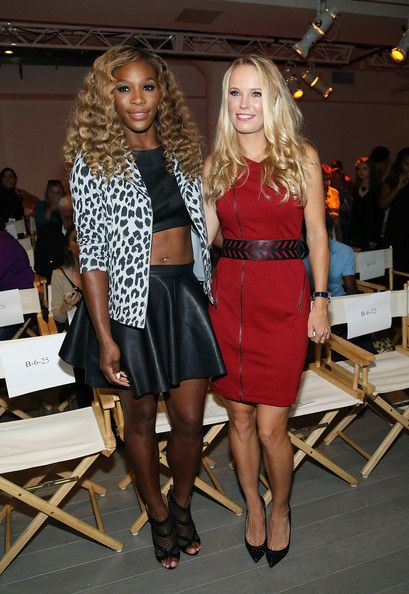 Serena Williams Ankle Boots - Serena Williams Shoes Looks - StyleBistro