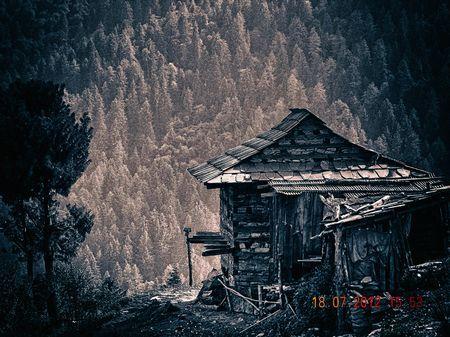 Abandoned  Photo by pratyush gautam -- National Geographic Your Shot