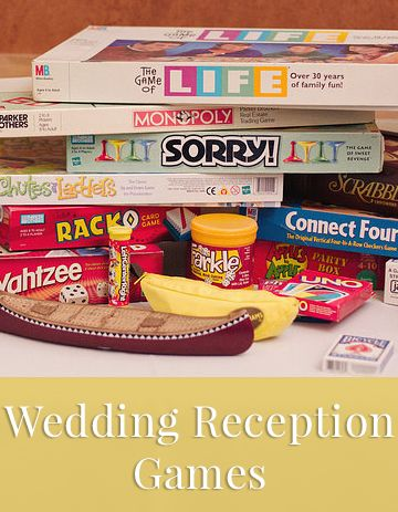 Wedding reception games for guests to make sure you big day is a blast >>