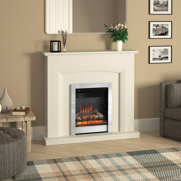 Be Modern Hayden Electric Fire Suite In 2020 Electric Fire