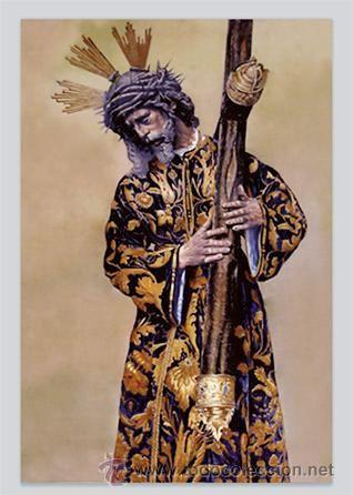 EN VENTA.Impresionante azulejo 20x30 de Jesús del Gran Poder de Sevilla