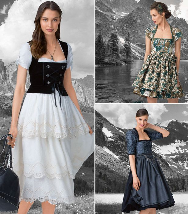 Read the article 'Darling Dirndls: 5 New Dress Patterns' in the BurdaStyle blog 'Daily Thread'.