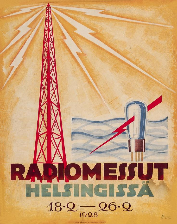 Radiomessut 1928