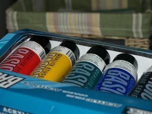 Oil Painting Supplies List A shopping list of the art supplies you need to start painting with oils. http://painting.about.com/od/oilpainting/tp/oil-painting-supplies.htm
